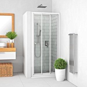 Dveře sprchové posuvné Roth PD3N 1900 mm Grape bílá