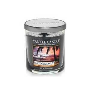 YANKEE CANDLE Vonná svíčka Black Coconut – S