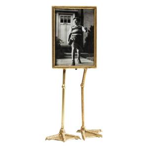 KARE DESIGN Sada 2 ks − Rámeček Duck Feet Vertical 13 × 18 cm