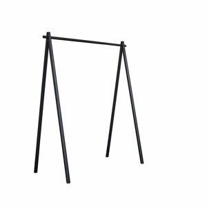 KARUP DESIGN Věšák z borovicového dřeva Hongi – Black