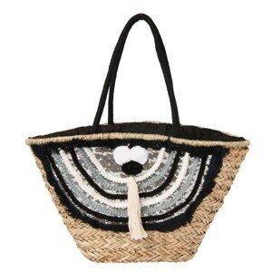Nákupní/plážová taška Aditi - 60*30 cm