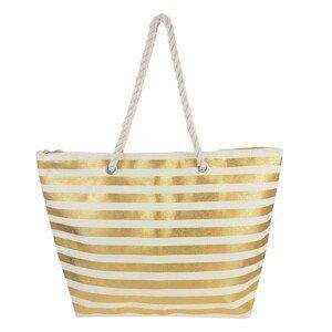 Nákupní/plážová taška Goldy - 48*35*14 cm
