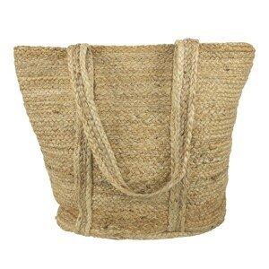 Přírodní jutová taška - 50*40*15cm