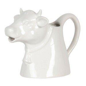 Keramický džbánek ve tvaru krávy Campagne - 26*15*19 cm