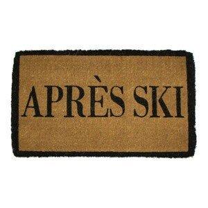 Rohožka z kokosových vláken Apres Ski - 75*45*4cm