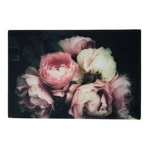 Rohožka s růžemi Vintage Roses - 75*50*1cm