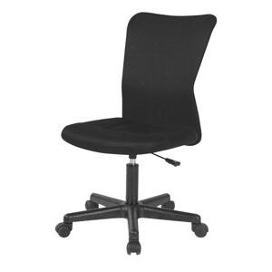 Kancelářská židle MONACO, černá barva