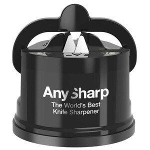 Brousek na kuchyňské nože AnySharp Editions, černý