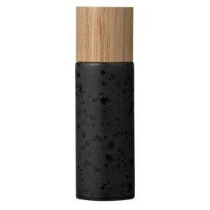 Mlýnek na sůl Bitz černý 16,7 cm