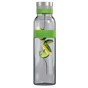 Karafa na vodu Sund Boddels jablečně zelená 1,1 l