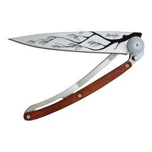 Kapesní nůž tattoo 37 g rosewood Tree deejo