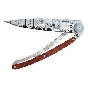 Kapesní nůž nature 37 g rosewood Hunting day deejo