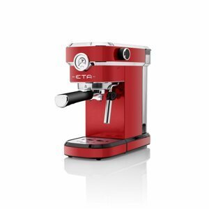 Pákový kávovar Espresso ETA Storio červený