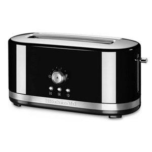 Kitchenaid Toustovač 5KMT4116EOB s manuálním ovládáním, topinkovač, černá