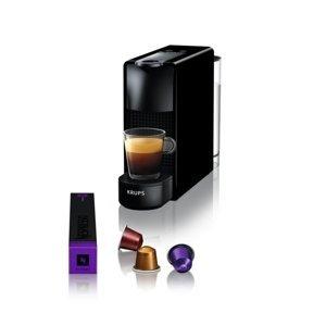 Kapslový kávovar Krups Nespresso Essenza Mini XN1108CP černý