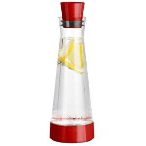 Karafa na vodu Flow Slim Friends K3052112 Tefal 1 l červená