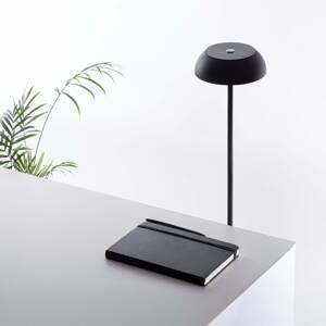 Axo Light Axolight Float LED designová stojací lampa, černá