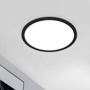 Briloner LED panel Piatto CCT dálkové ovládání kulatý černý