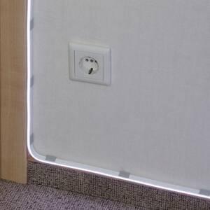 Briloner LED pásek Flow 300 cm, univerzální bílá, IP65