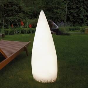 B.lux Přenosná LED venkovní lampa Kanpazar B 80 cm