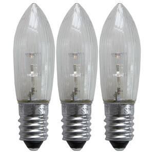 Best Season LED náhradní žárovka E10 0,2W 2100K 3ks