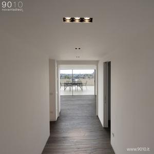 9010 Stropní svítidlo 4246C, délka 32 cm