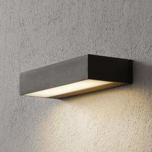 BEGA BEGA 33329 nástěnné světlo 3000K 30cm down stříbro