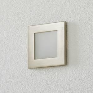 BEGA BEGA Accenta světlo hranaté rám ocel 160lm