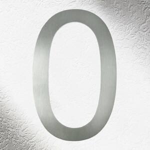 CMD Vysoce kvalitní čísla domů z nerezové oceli 0