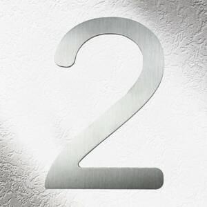 CMD Vysoce kvalitní čísla domů z nerezové oceli 2