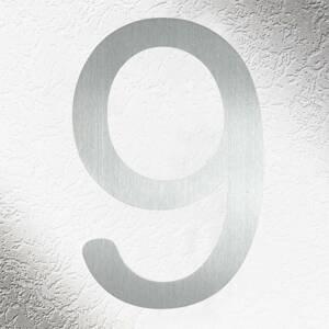CMD Vysoce kvalitní čísla domů v nerezové oceli 9