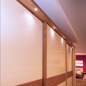 Deko-Light Malé podhledové LED svítidlo Punto Lumi, chrom
