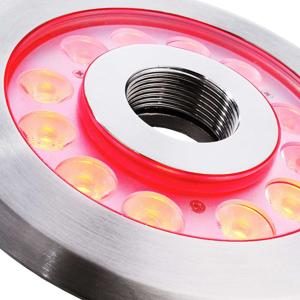 Podvodní LED svítidlo Wave II, RGB