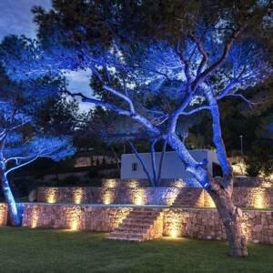 Deko-Light LED venkovní reflektor Colt, teplá bílá, 1 090 lm