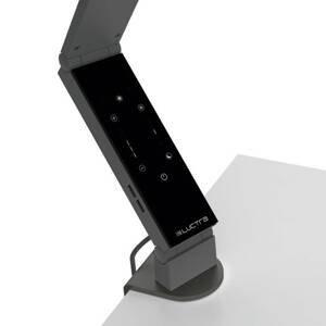 Luctra Luctra TableProLinear stolní lampa svorka černá