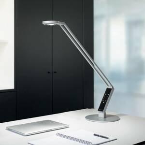 Luctra Stolní lampa LED Luctra TableProRadial noha hliník
