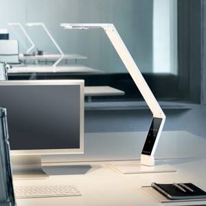 Luctra Luctra Table Linear LED stolní lampa noha bílá