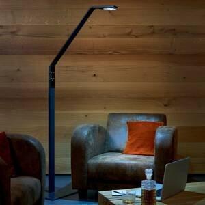 Luctra Luctra Floor Linear LED stojací lampa černá