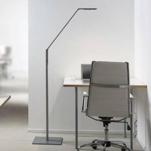 Luctra Luctra Floor Linear LED stojací lampa hliník