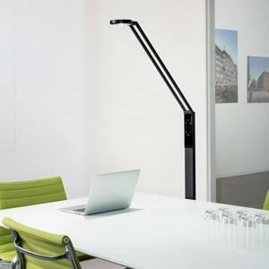 Luctra Luctra Floor Radial LED stojací lampa černá