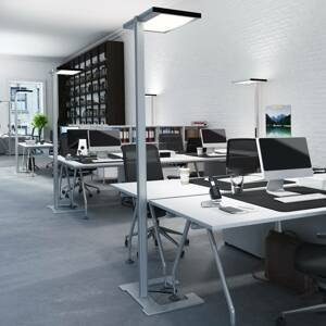 Luctra Luctra Vitawork LED stojací lampa 12000lm PIR
