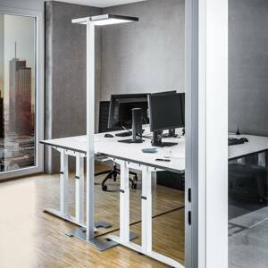 Luctra Luctra Vitawork LED stojací lampa 17000lm PIR