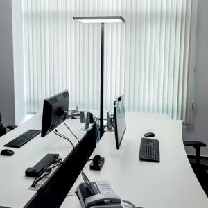 Luctra Luctra Vitawork LED stojací lampa 7000lm