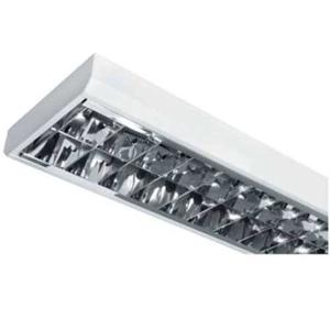 Rastrové svítidlo 1zdr. 58 W EVG, 60