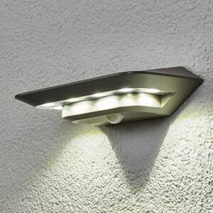 Eco-Light Solární nástěnné LED světlo Ghost, detektor pohybu