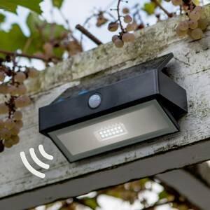 Eco-Light Arrow - solární nástěnné světlo s LED a čidlem