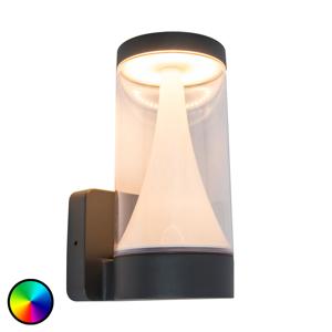 Eco-Light WiZ LED venkovní nástěnné světlo Spica