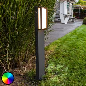 Eco-Light WiZ LED venkovní světlo Qubo