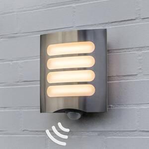 Eco-Light Venkovní nástěnné světlo se senzorem Farell, clona
