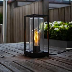 Eco-Light Terasové světlo Flair s kabelem a zástrčkou
